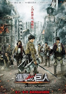 Shingeki no kyojin: Attack on Titan Live Action