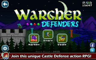 Warcher Defenders Apk v1.0 [Mod Money]1