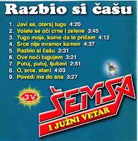 Semsa Suljakovic -Diskografija Semsa_1988_u