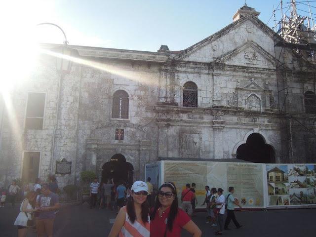 Sto. Nino Shrine in Cebu City