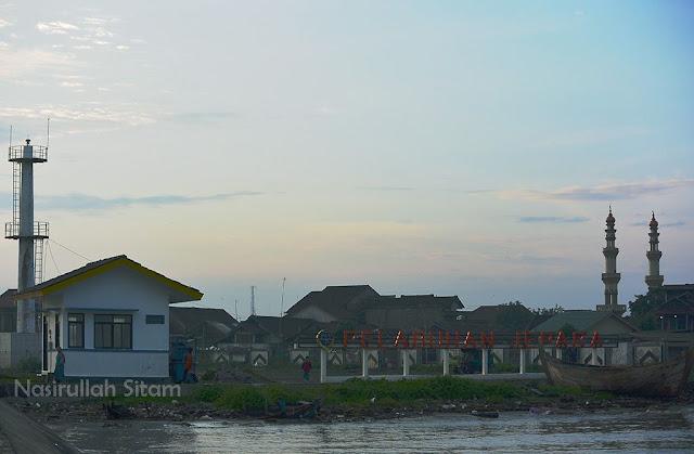 Selamat Pagi Pelabuhan Jepara
