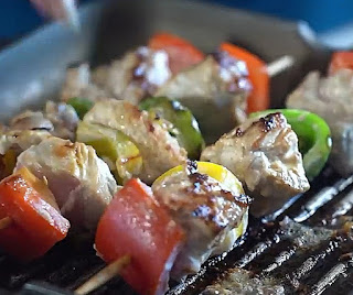 How to make chicken reshmi kebab at home