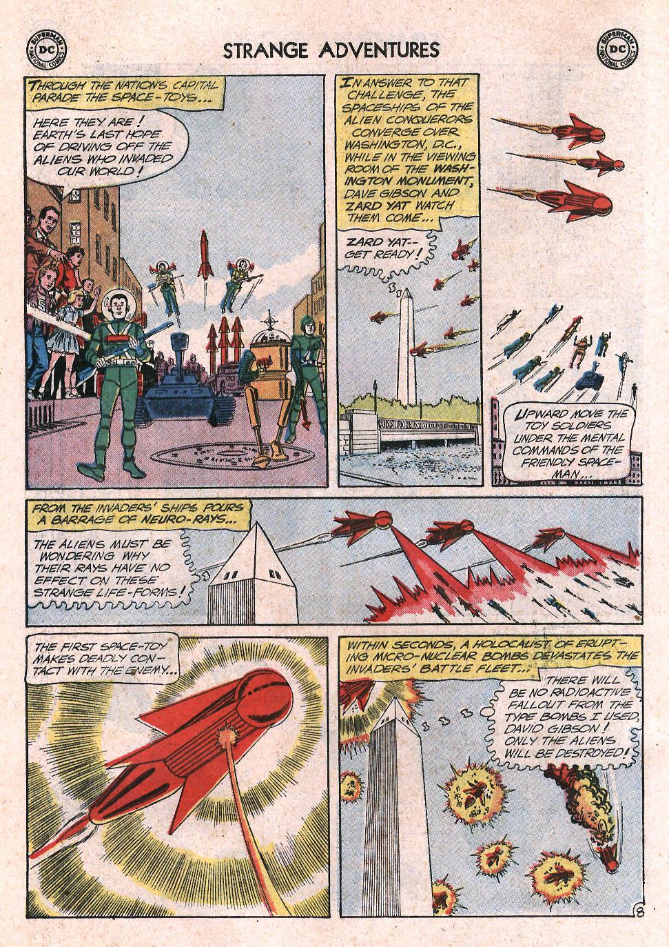Strange Adventures (1950) issue 137 - Page 10