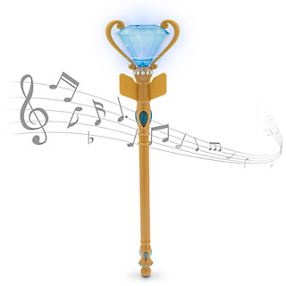 Elena of Avalor lighted scepter