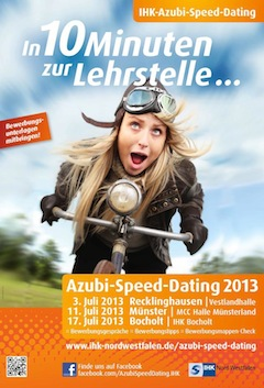 ihk Azubi Speed Dating Munster 2015