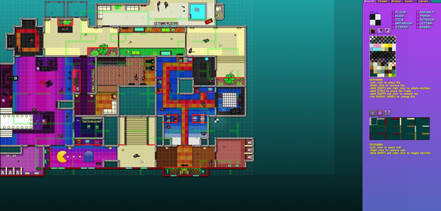 Hotline Miami 2 Level Editor Now Live