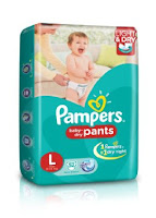 Pampers Large Size