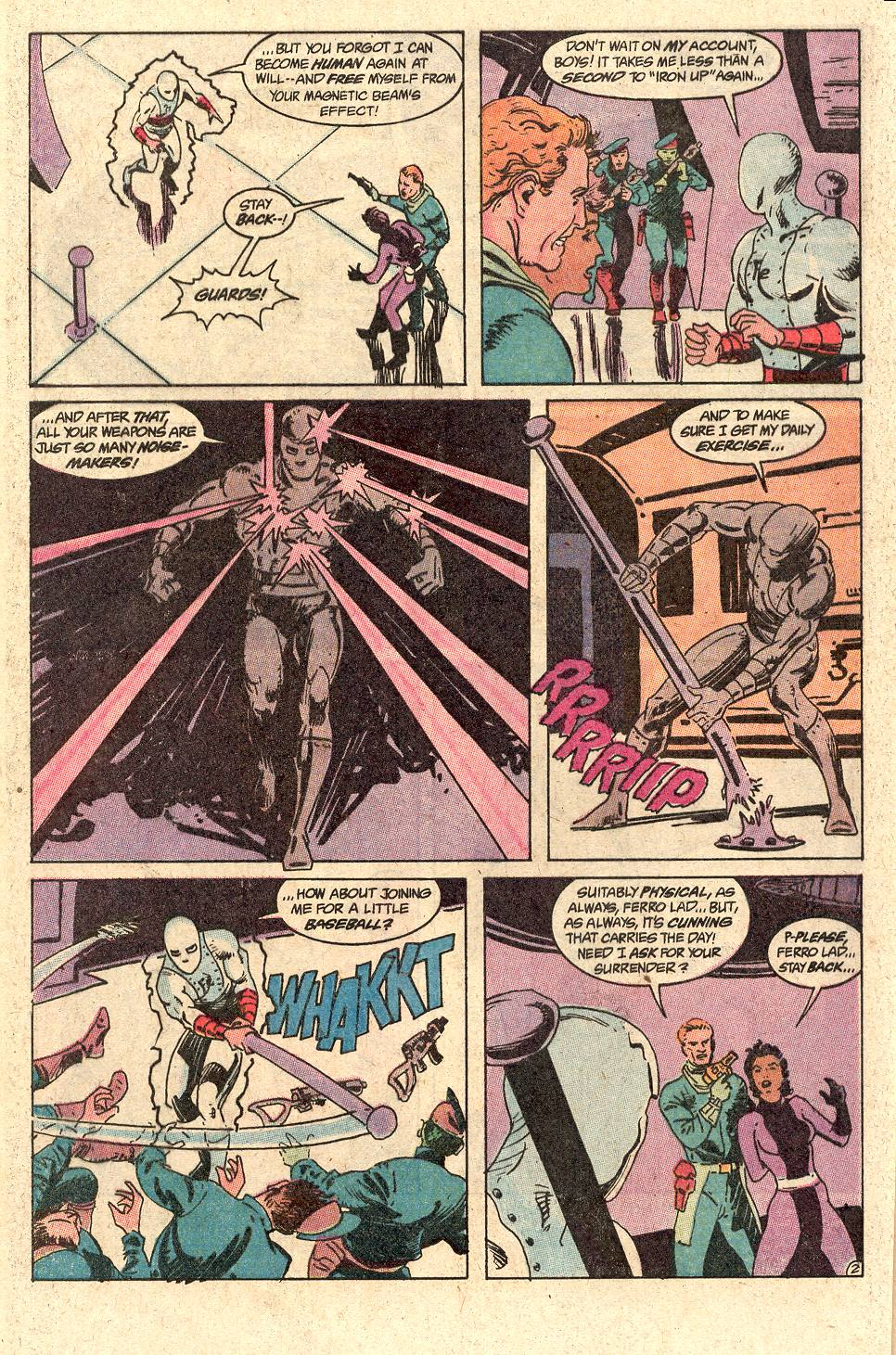 Read online Secret Origins (1986) comic -  Issue #47 - 3