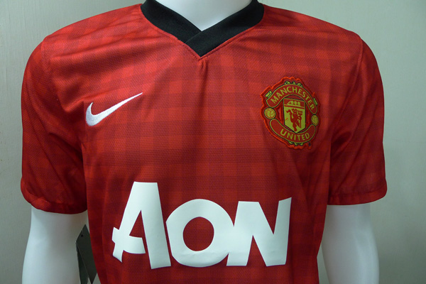 wholesale dealer 14458 9b75e Manchester United Home and Away Kit 2012-2013 CONFIRMED ...