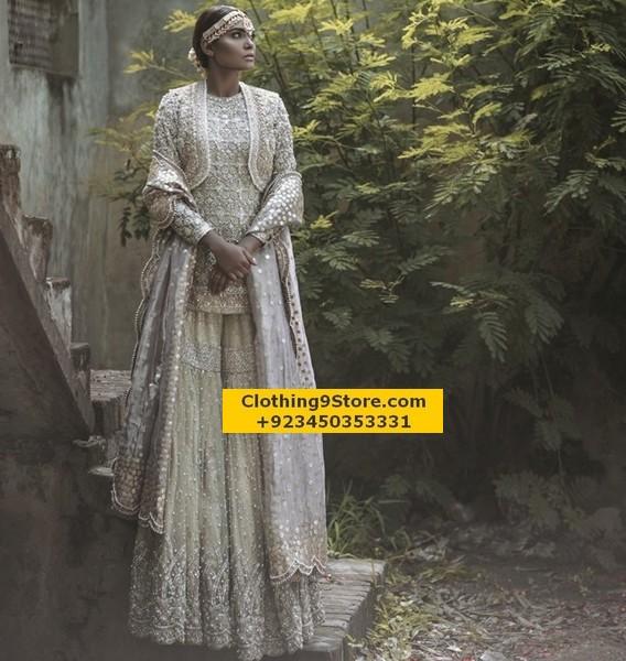 sana yasir bridal collection 2018