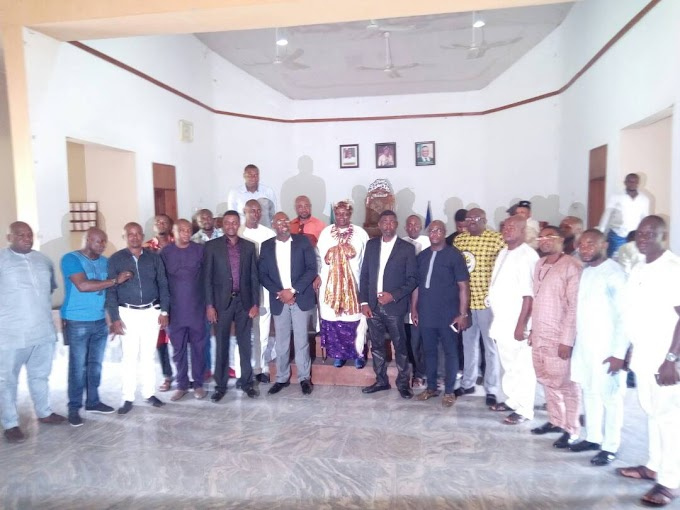 NBM kicks off its 2017 convention with a visit to the Ndidem of the Quas and Tree planting Excises (PHOTOS)