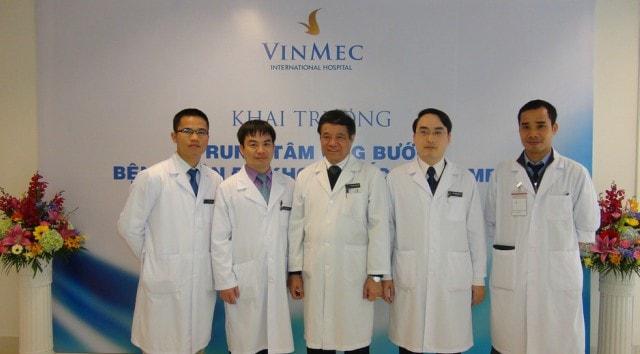 Hình ảnh bệnh viện Vinmec