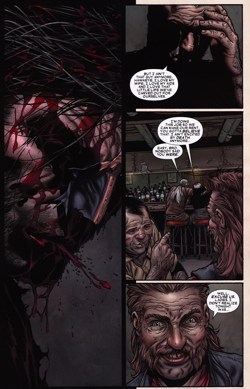 Read online Wolverine (2003) comic -  Issue #69 - 19