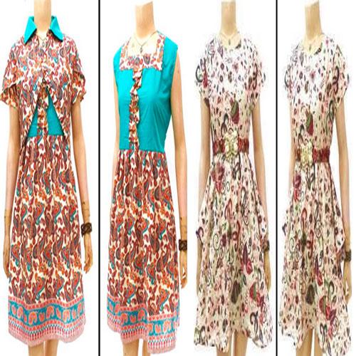 Model Dress Terbaru, Model Dress Semi Formal Terbaru