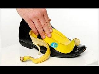 Sabia que???,a casca da banana, Dicas, Truques,