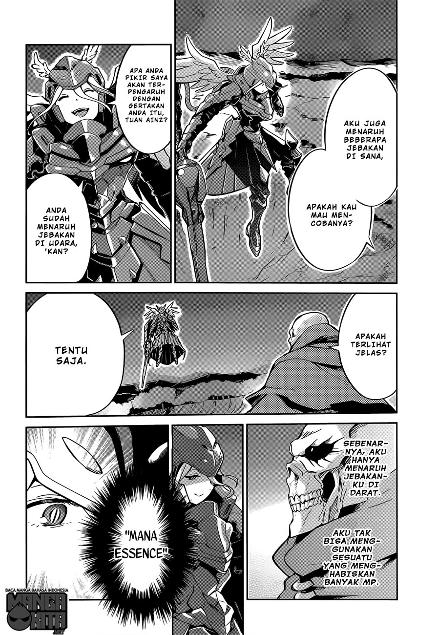 Baca Komik Overlord chapter 13 Bahasa Indonesia