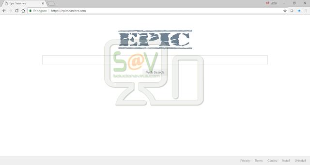 EpicSearches.com (Hijacker)
