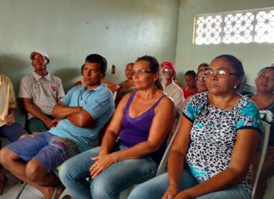 Moradores da Jurema agradecem investimentos feitos pela Prefeitura de Sumé