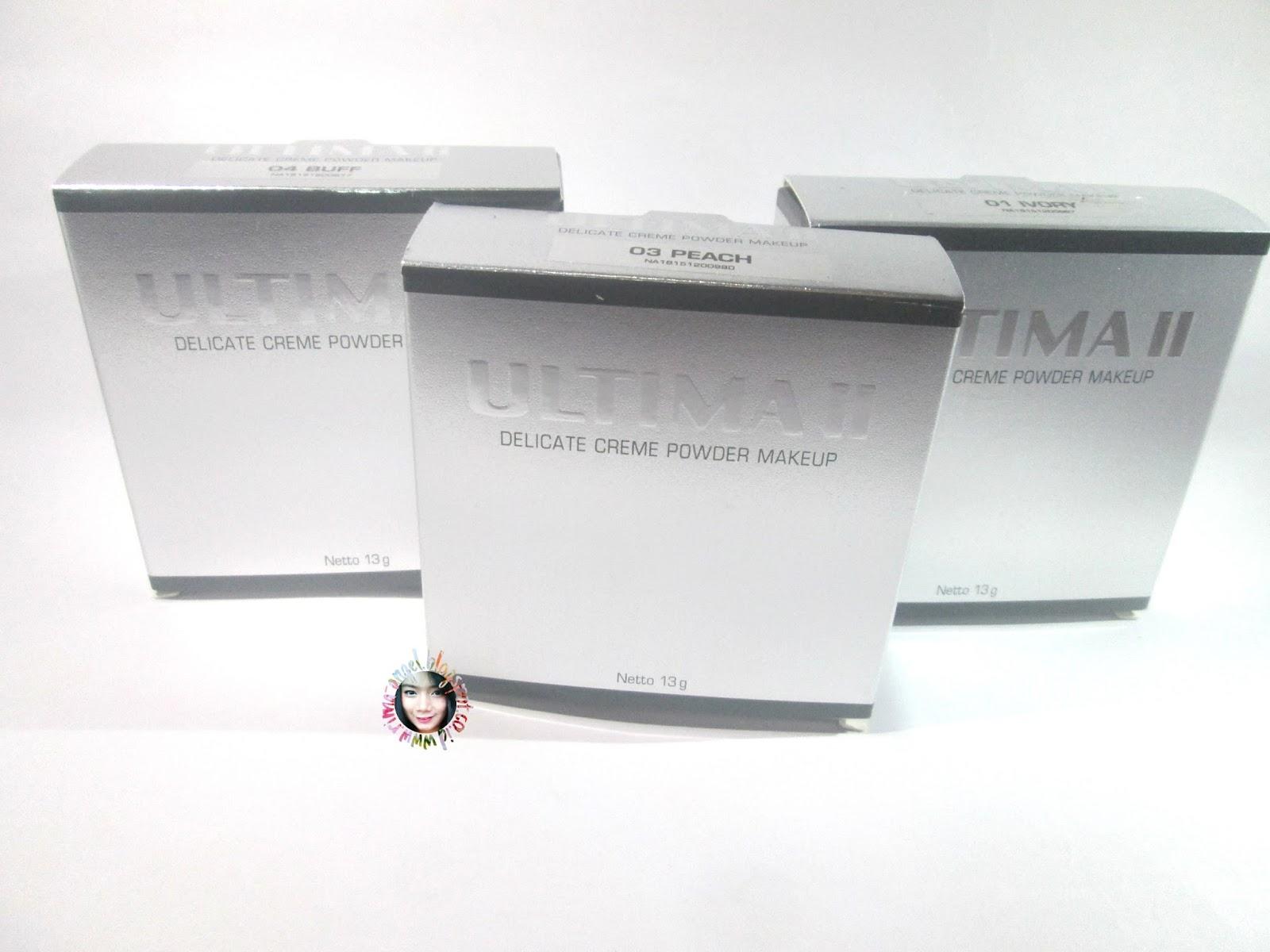 Web Versi Mobile Ultima Ii Bedak Tabur Ukuran Besar Review Dynamic Duo Delicate Crme Powder Makeup Translucent Face