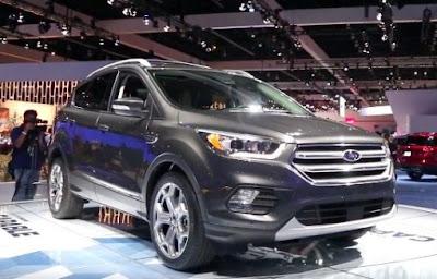 Ford escape black