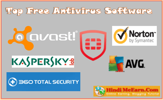 Top Free Antivirus Software For PC