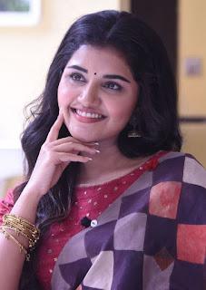 Tej I Love U heroine Anupama Parameswaran Photos4