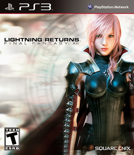 Lightning Returns Final Fantasy XIII PS3 Full Español