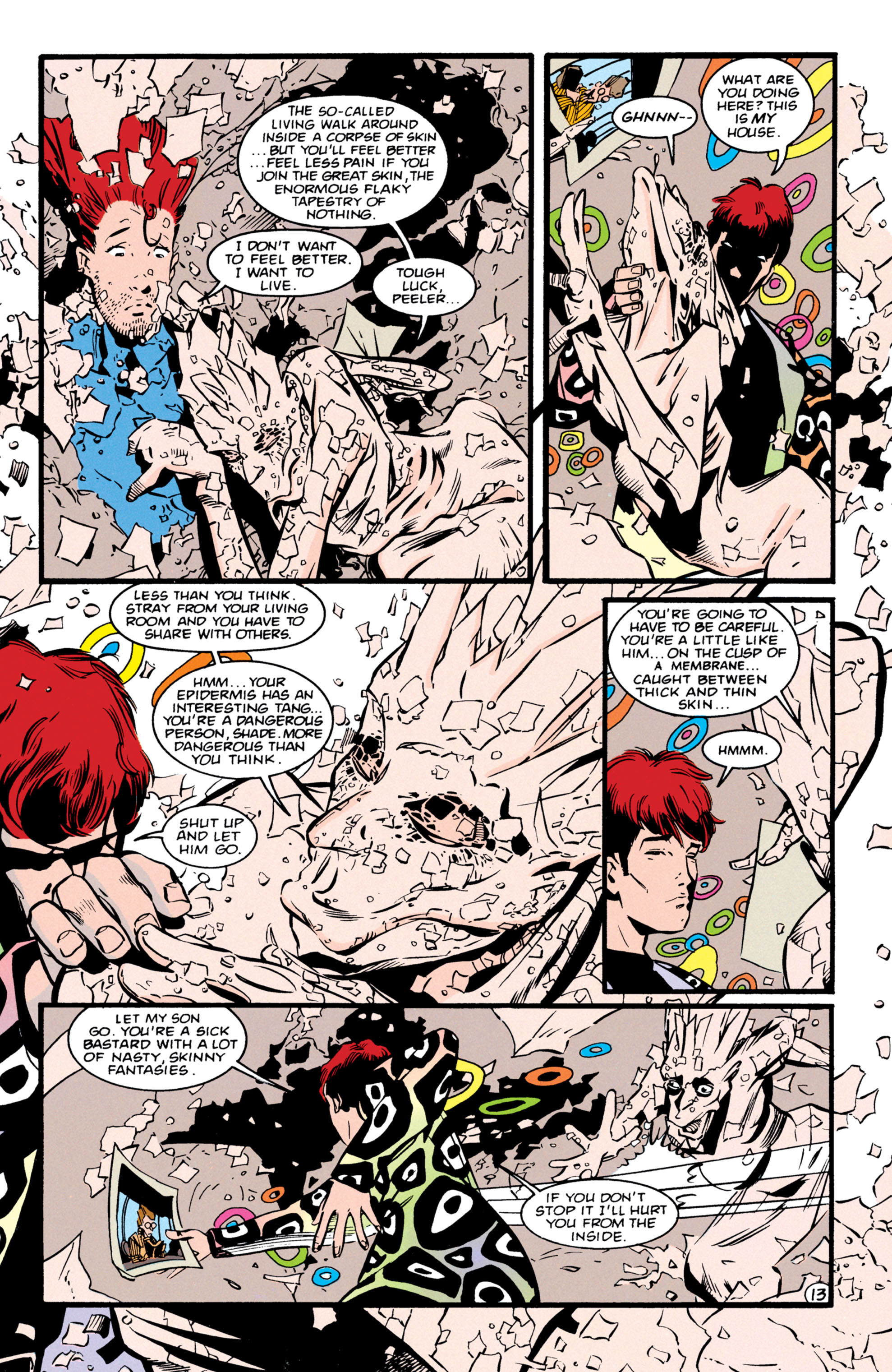Read online Shade, the Changing Man comic -  Issue #56 - 14