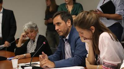 Juan Cabandié presentó proyecto de tarifa diferenciada para establecimientos culturales y artísticos