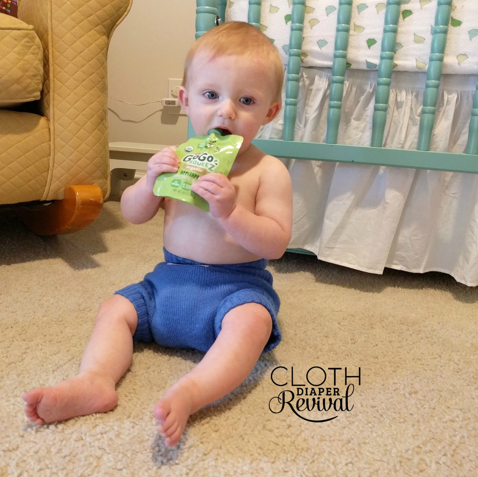 Diapering husband for bed - Flats Challenge Cloth Diaper Revival