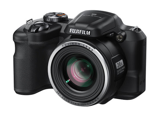 Fujifilm FinePix S8600 - Cheapest Bridge Camera