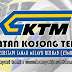 Jawatan Kosong di Keretapi Tanah Melayu Berhad (KTMB) - 6 Ogos 2018