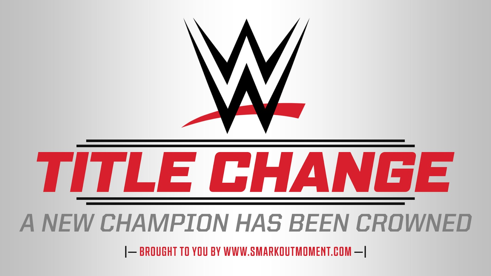 WWE title changes for championsships news reports