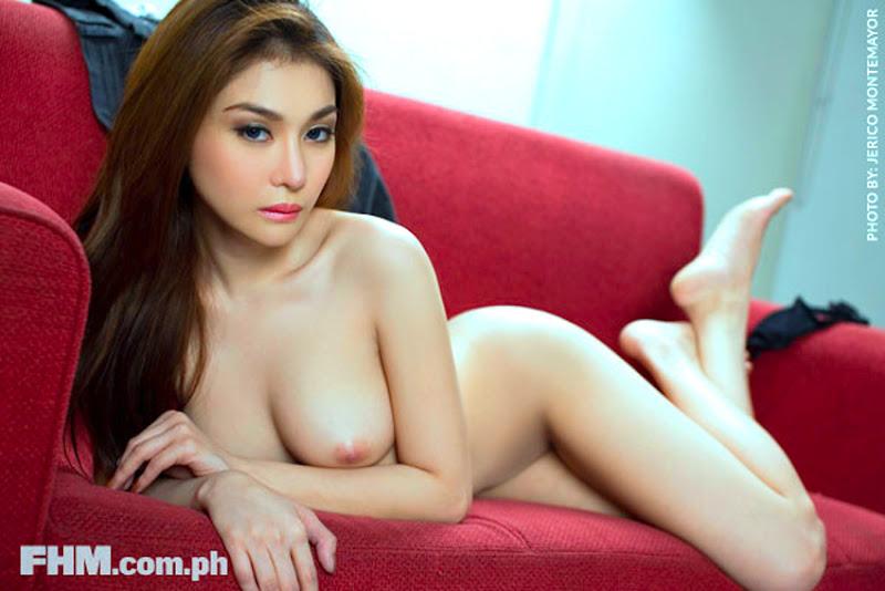 Fhm Model Nude 32