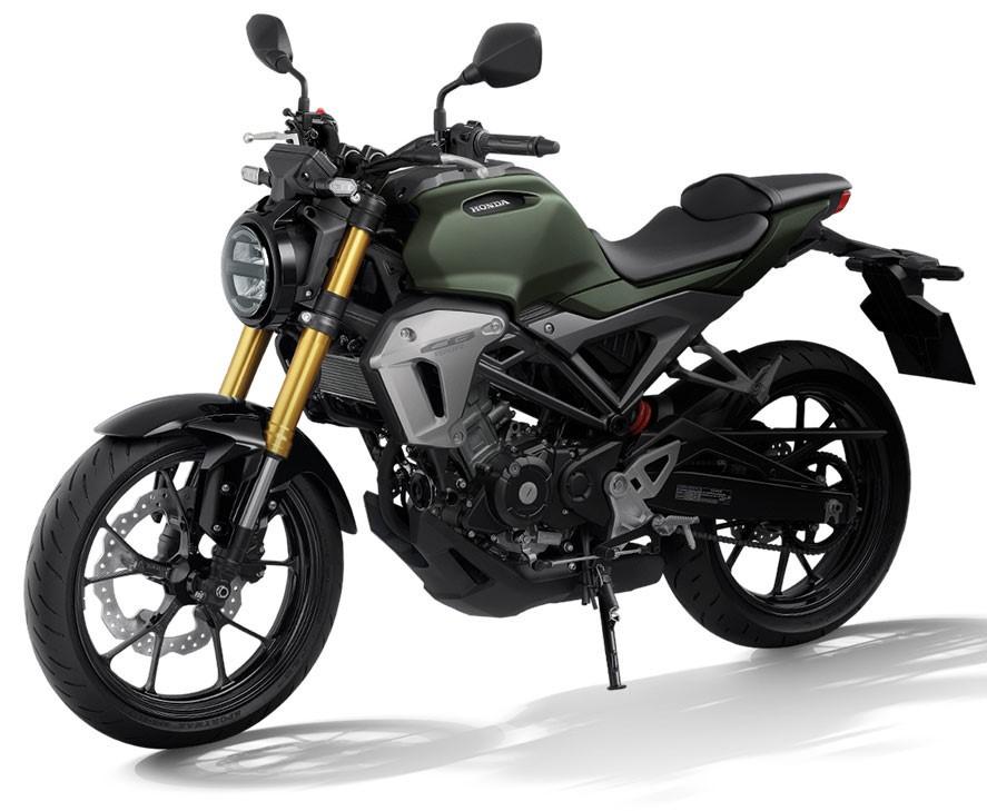 Honda CB150R ExMotion - Ms-Blog