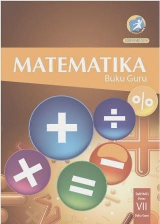 Download Buku Matematika SMP dan SMA/SMK Kurikulum 2013 Revisi 2014