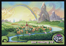 My Little Pony Ponyville MLP the Movie Trading Card