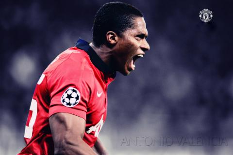 Cầu thủ Antonio Valencia với số lần tạt bóng là 26 và tỉ lệ thành công là 27,09 %.