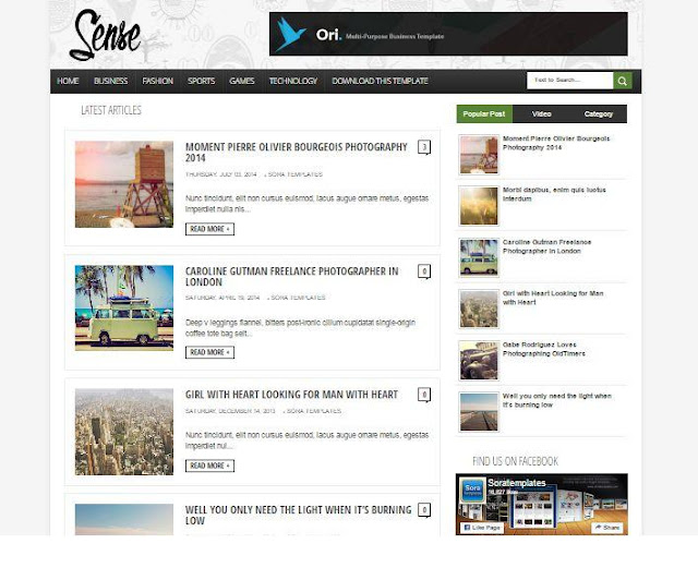 Best  fFree SEO Blogger Templates-TechEarnBlog