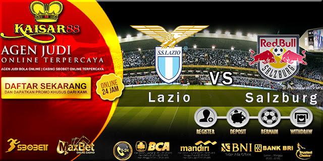Prediksi Bola Jitu Lazio vs Salzburg Moscow 6 April 2018