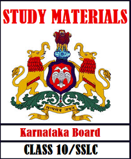 Karnataka SSLC Syllabus 2018 Download PDF