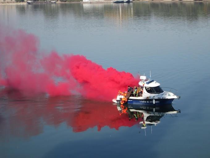 Exerciţiu comun româno – bulgar, la Calafat, pentru intervenţia în accidente bio-chimice