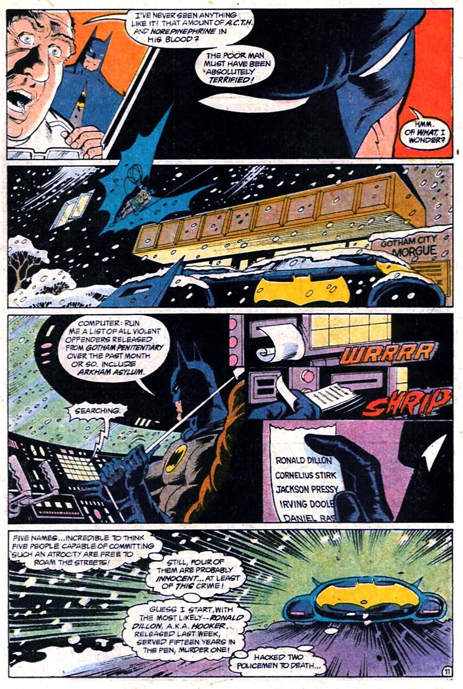 Detective Comics (1937) 592 Page 11