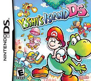 Yoshi Island DS, NDS, Español, Mega, Mediafire