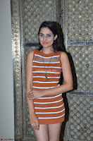 Actress Nikhita in Spicy Small Sleeveless Dress ~  Exclusive 038.JPG