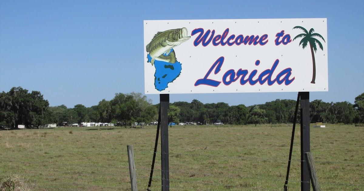 Eccentric Roadside Zero F 39 S Given Greetings From Lorida