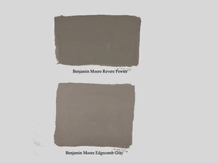 The Long And Short Of It: MY FAVORITE PAINT COLORS