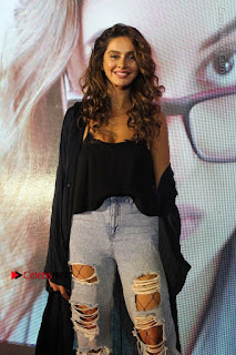 Actress Sonakshi Sinha at the Song Launch of Film Noor  0034.JPG