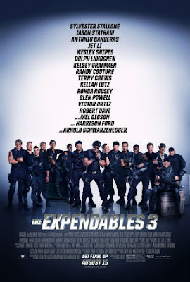 Sinopsis Film The Expendables 3 (2014)