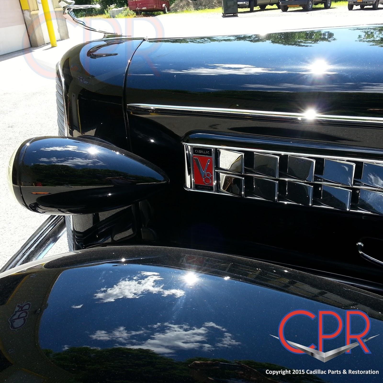 Cadillac Parts & Restoration: 2017